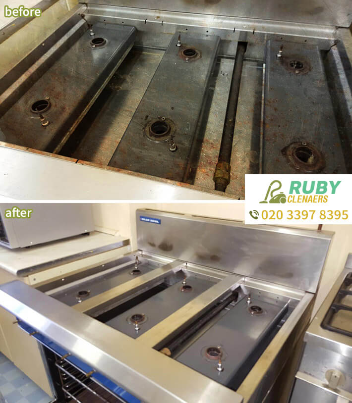 oven clean company Barnet