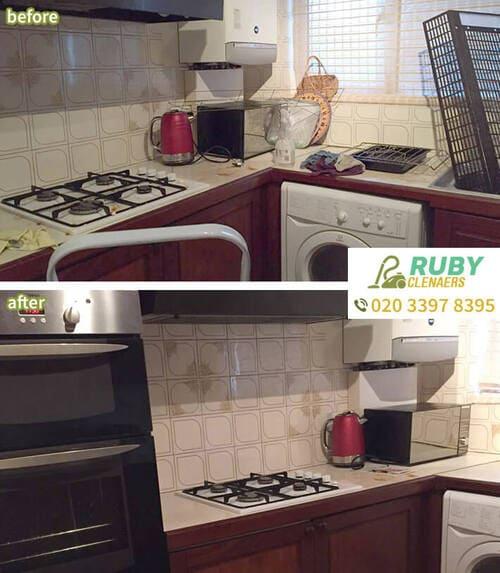 oven clean company Kilburn