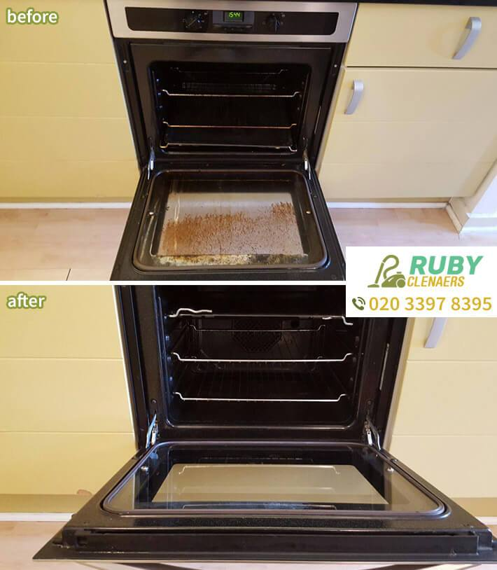 London Oven Cleaning